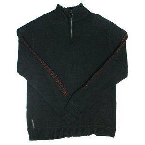 Harley-Davidson Mens Black Sweater Size Large